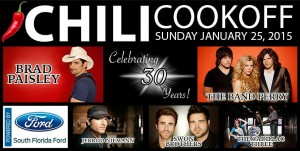 99.9 Chili Cook-Off Celebrates 30 Years